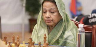 রানী হামিদ: সাদাকালো বর্গাকার ঘরের রানী