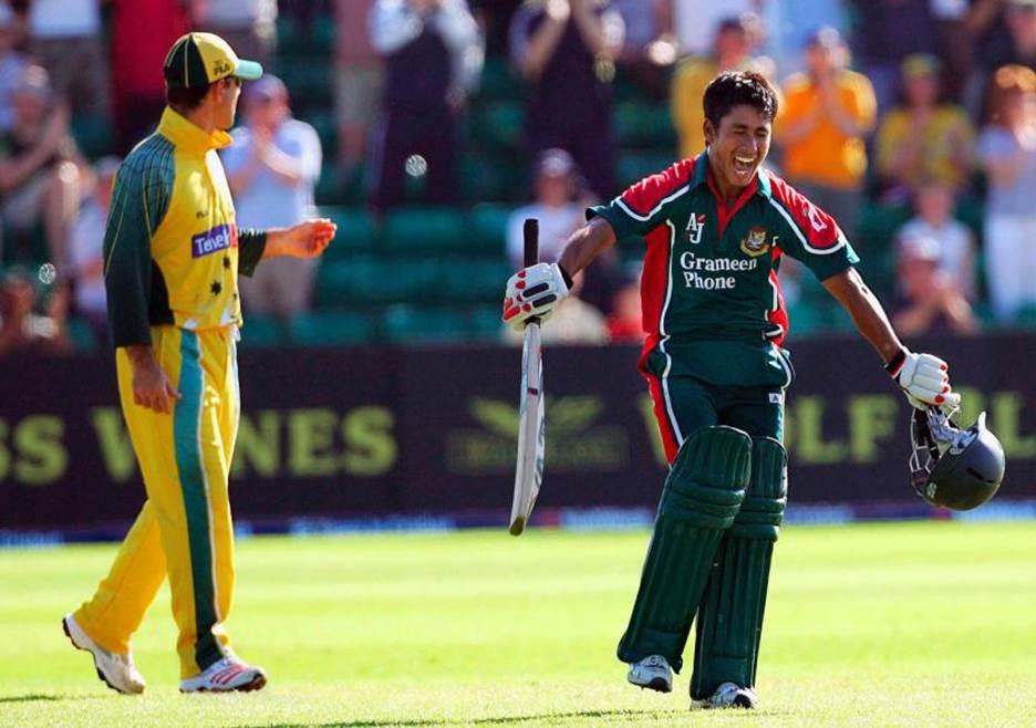 অস্ট্রেলিয়ার বিপক্ষে জয়ের সেই রোমাঞ্চকর মুহুর্ত; Image Courtesy: indiatvnews.com